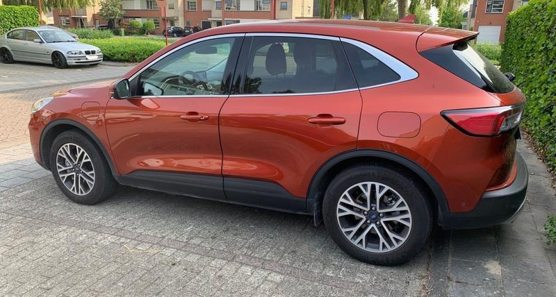 Ford Kuga 2.5 PHEV Titanium X (2021)