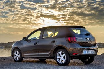 Nieuwe instapversie Dacia Sandero