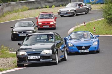 Sportieve Opels