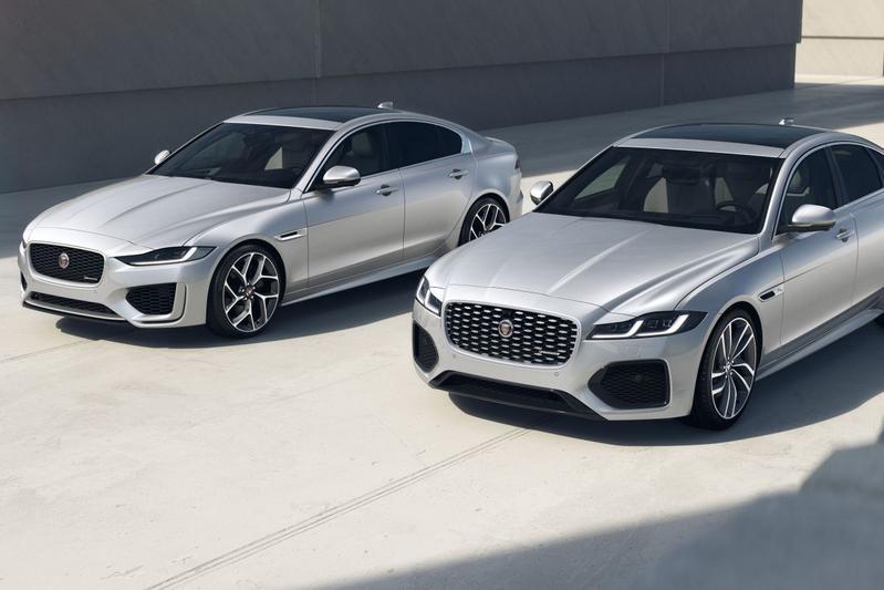 Jaguar XE en Jaguar XF net even anders
