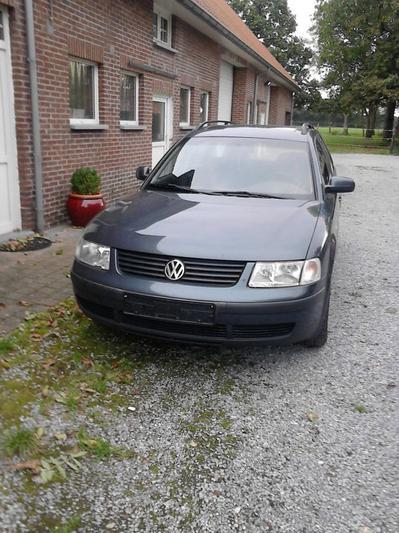 Volkswagen Passat Variant 1.9 TDI 90pk Comfortline (1999)