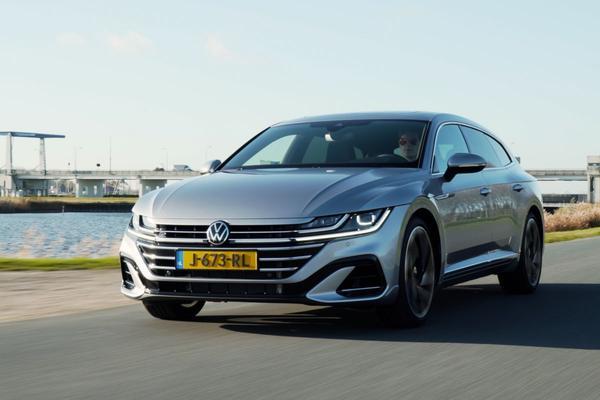Volkswagen Arteon Shooting Brake - Rij-impressie