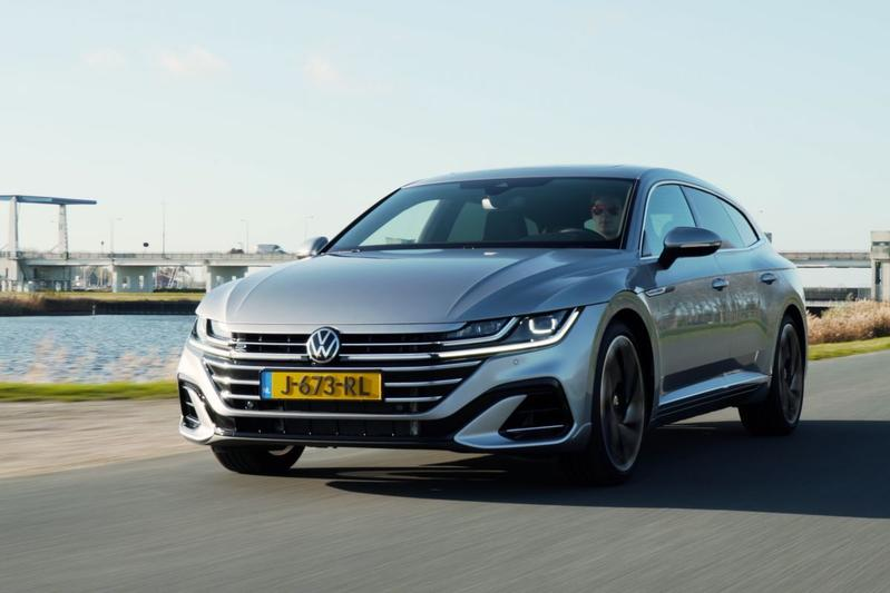 Test: Volkswagen Arteon Shooting Brake