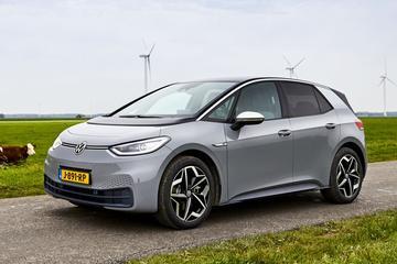 Helft Europese ID3-kopers is nieuw voor Volkswagen