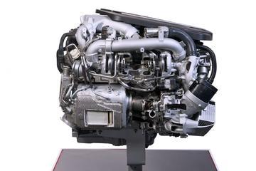 Nieuwe dieselmotoren