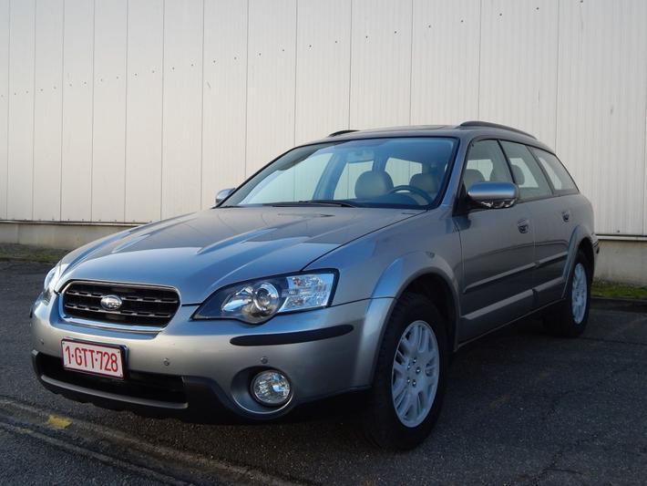 Subaru Outback 3.0R Executive Pack (2006)