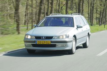Peugeot 406 1.8 16V Break - 2003 - 530.738 km - Klokje Rond