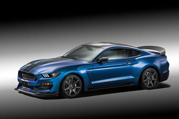 Ford Shelby Mustang GT350R: next level