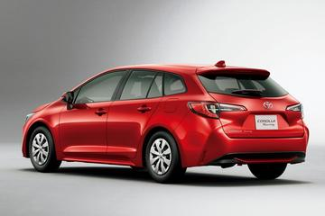 Toyota doet Corolla-wisseltruc in Japan