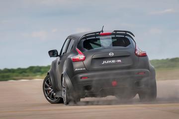 Nissan Juke R 2.0 komt in piepkleine oplage