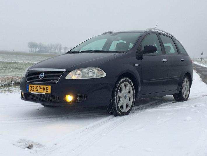 Fiat Croma 1.9 Multijet 8v 120 Business Connect (2006)