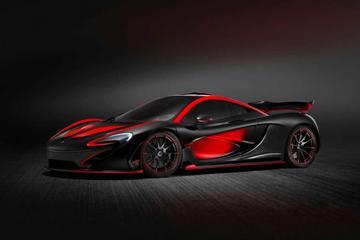 Nieuwste MSO-slachtoffer: McLaren P1