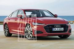 Journaal: Nieuwe Audi A6 komt in 2017