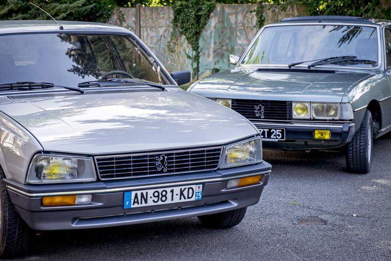 Peugeot 505 Turbo & 604 TI