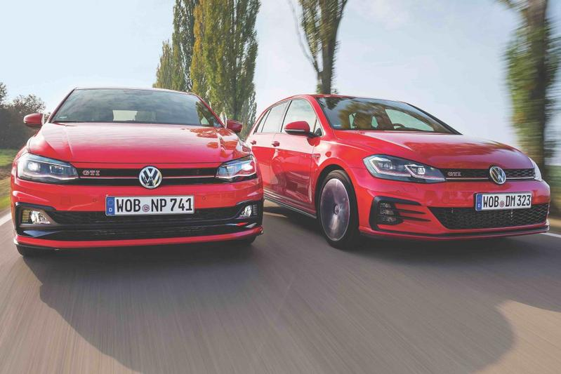 Volkswagen Polo of Golf GTI Performance - Dubbeltest