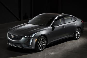 Cadillac presenteert CT5