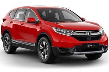 Back to Basics: Honda CR-V