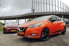 Nissan Micra vs Renault Clio - Dubbeltest