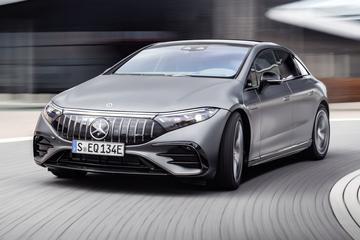Mercedes-AMG EQS 53 4Matic: eerste elektrische AMG
