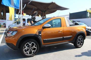Ook huidige Dacia Duster weer als pick-up