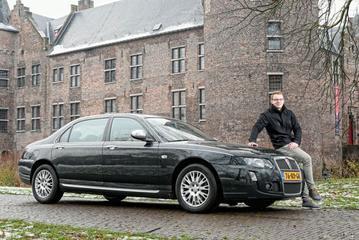 Rover 75 Limousine - Blits Bezit