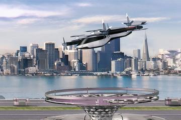 'Hyundai heeft al in 2025 vliegende taxi'