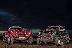 Mini met twee concepten naar Dakar 2018