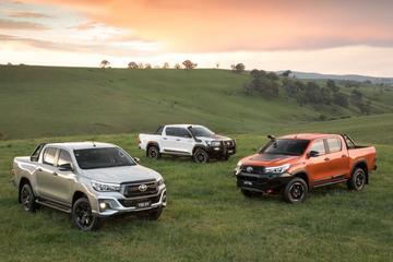 Beter in beeld: gefacelifte Toyota Hilux