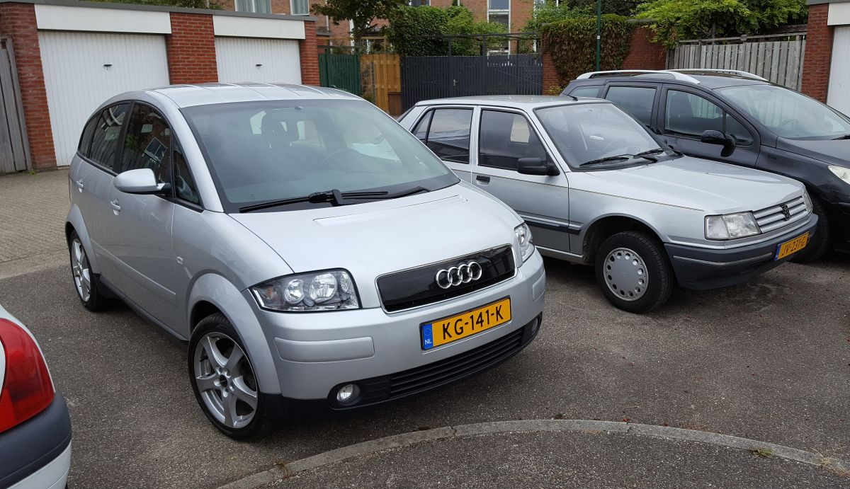 Audi A2 1.4 Exclusive (2000) #5 review - AutoWeek.nl