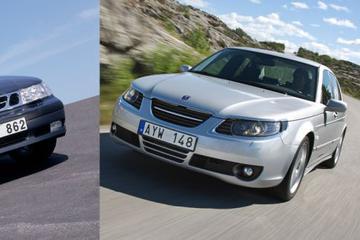 Facelift Friday: Saab 9-5