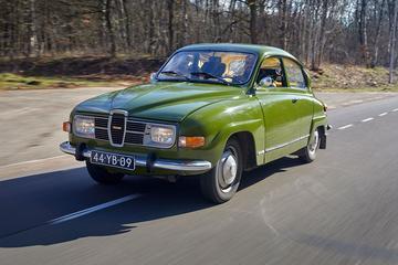 Saab 96 - Klokje Rond Klassiek