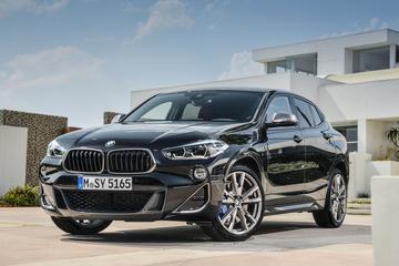 BMW presenteert X2 M35i