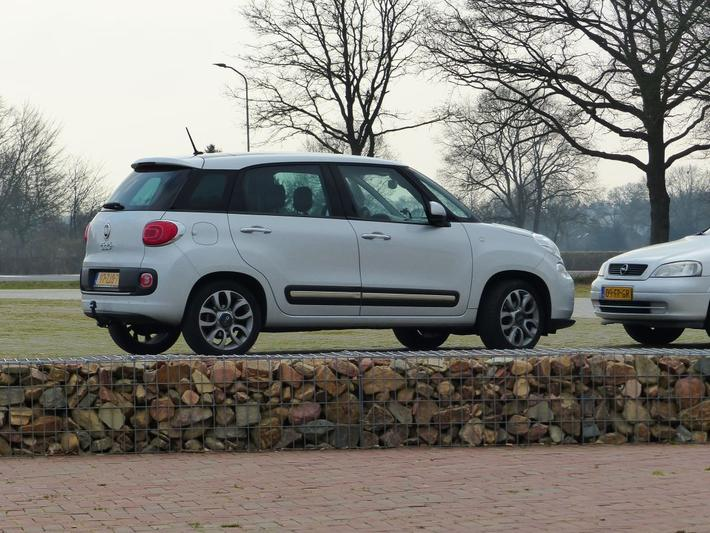 Fiat 500L 1.3 MultiJet 85 Lounge (2012)
