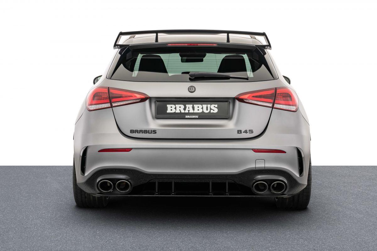 Brabus B45 Mercedes-AMG A45S 4Matic