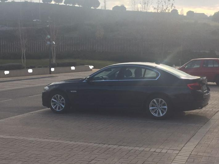 BMW 520d Corporate Lease Edition (2016)
