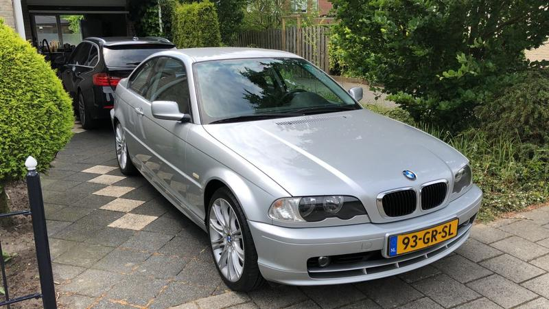 BMW 318Ci Executive (2001)