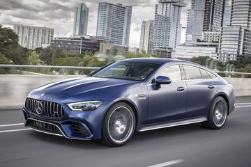Mercedes-AMG GT 4-Door Coupe - Rij-impressie