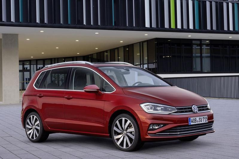 Vanafprijs vernieuwde Volkswagen Sportsvan bekend