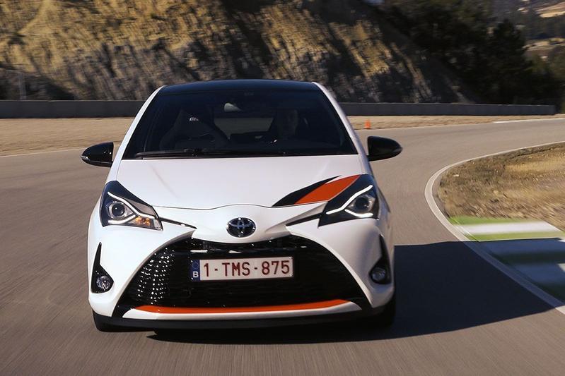 Toyota Yaris GRMN - Rij-impressie
