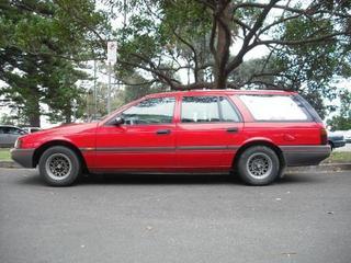 Ford Ford AUS Falcon EA 3.9L Wagon (1991)