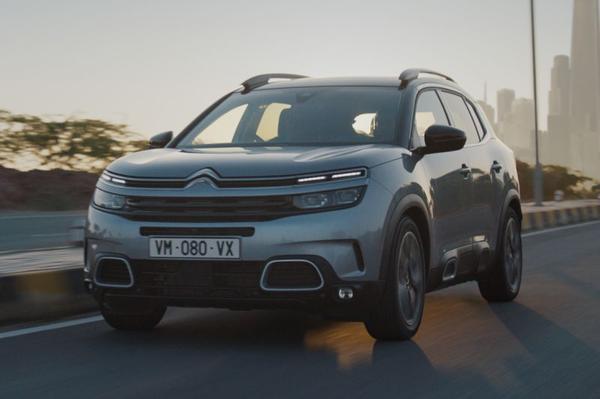 Instapmotor Citroën C5 Aircross nu ook met automaat
