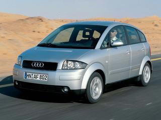 AutoWeek Top 50: Audi A2 - met peilstok