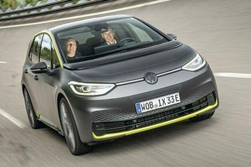 Eerste rijtest Volkswagen IDX: zo rijdt de 340 pk sterke ID3
