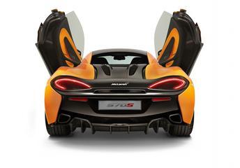 McLaren prijst 570S