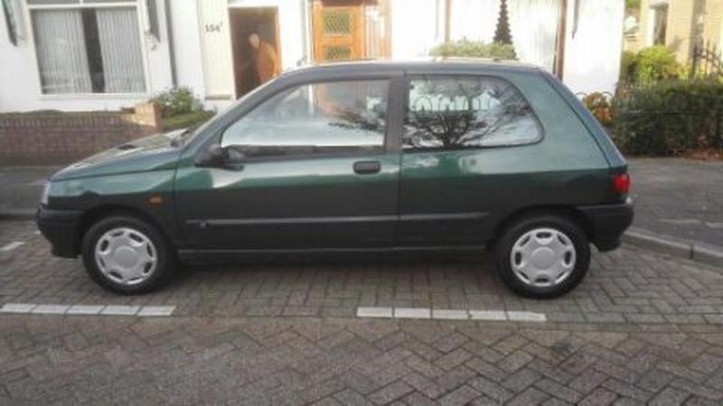 Renault Clio Chipie 1.2 (1995)