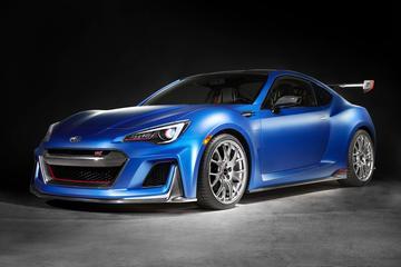 ***UPDATE*** Subaru BRZ STI Performance Concept