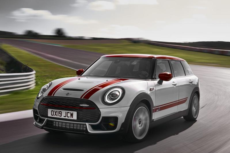 Mini John Cooper Works Clubman en Countryman
