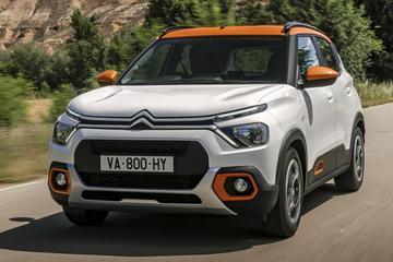 Nieuwe Citroën C3 onthuld