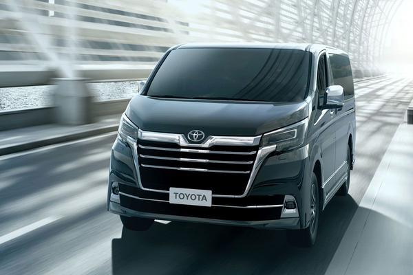 Nieuwe Toyota Granvia gepresenteerd