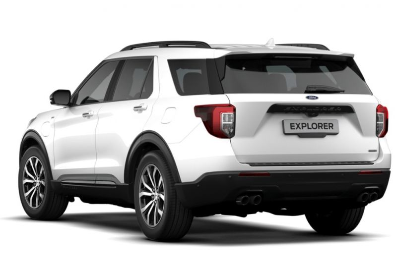 Ford Explorer PHEV back to basics